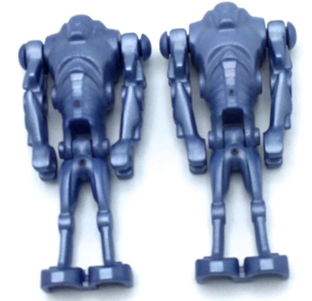 LEGO Star Wars Minifigure Super Battle Droid