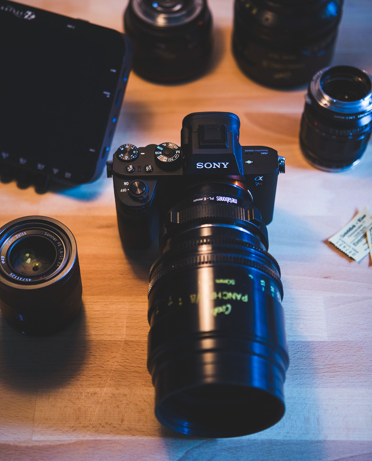 Best Sony A7R II settings for video and filmmaking | sony