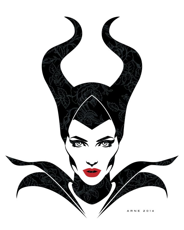 Maleficent By Ratscape Malevola Desenho Pinturas Da Disney