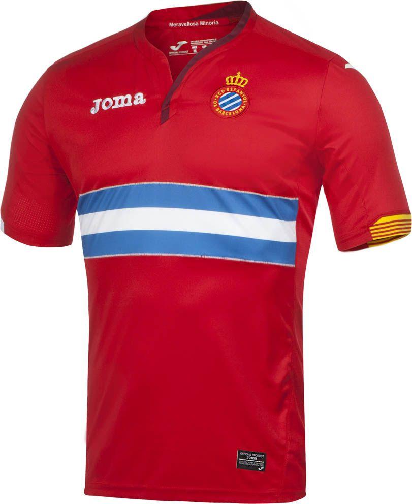 RCD RCD ESPANYOL 2015-2016 AWAY SHIRT  94f644471