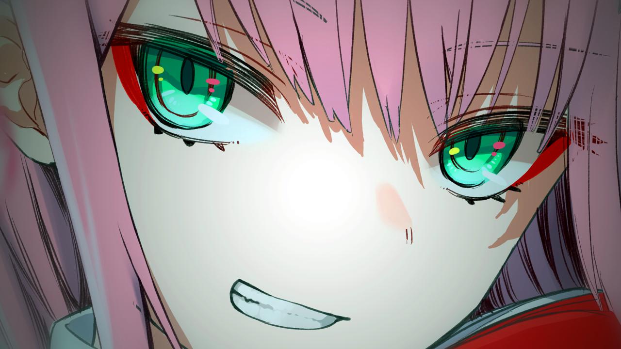 Zero two - 1920x1080 in 2020 | Anime wallpaper, Anime ...