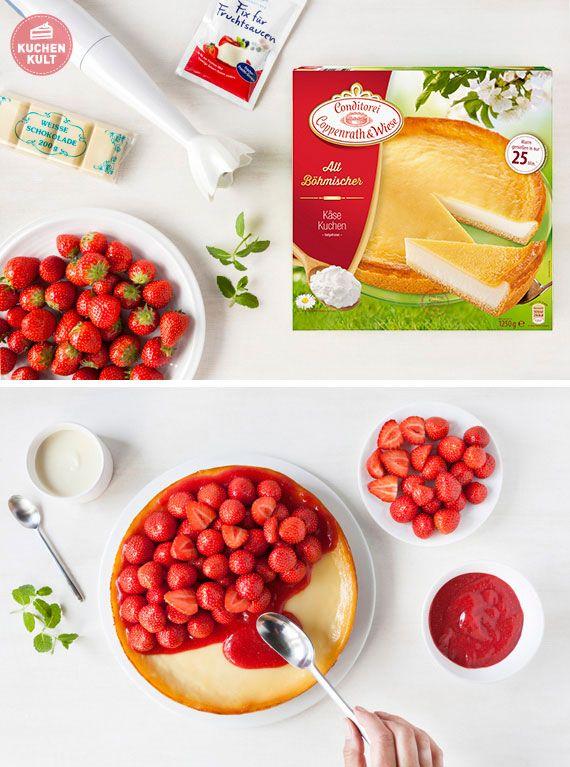 Sommer-Zeit ist Erdbeeren-Zeit!