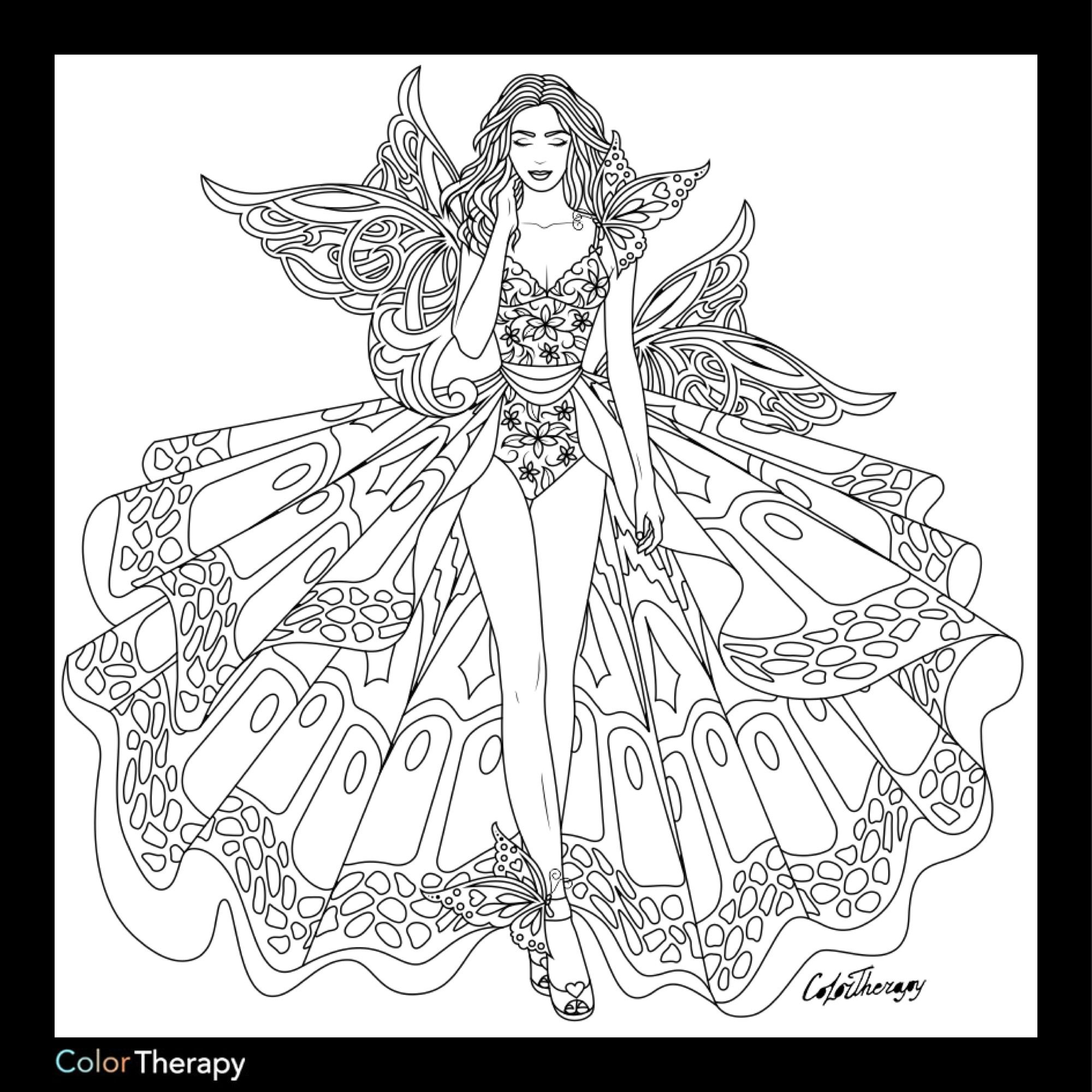 Pin By Mr Geller On Coloring Pages Coloring Pages Fairy Coloring Pages Coloring Books