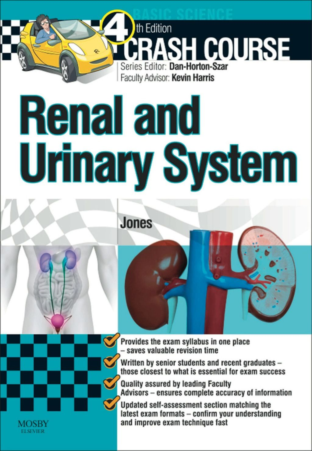 Crash Course Renal And Urinary System Ebook