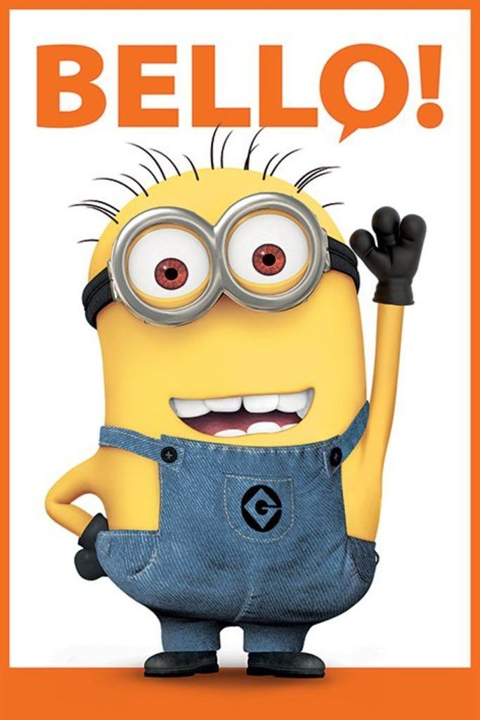 8428bc2c605 Despicable Me 2 - Bello - Official Poster More