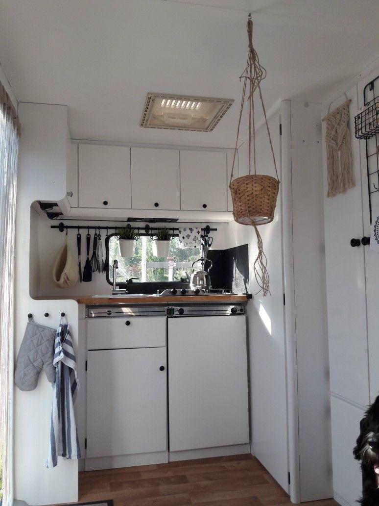 Wohnwagen Küche   Kuche Wohnwagen Wohnwagen Makeover Pinterest