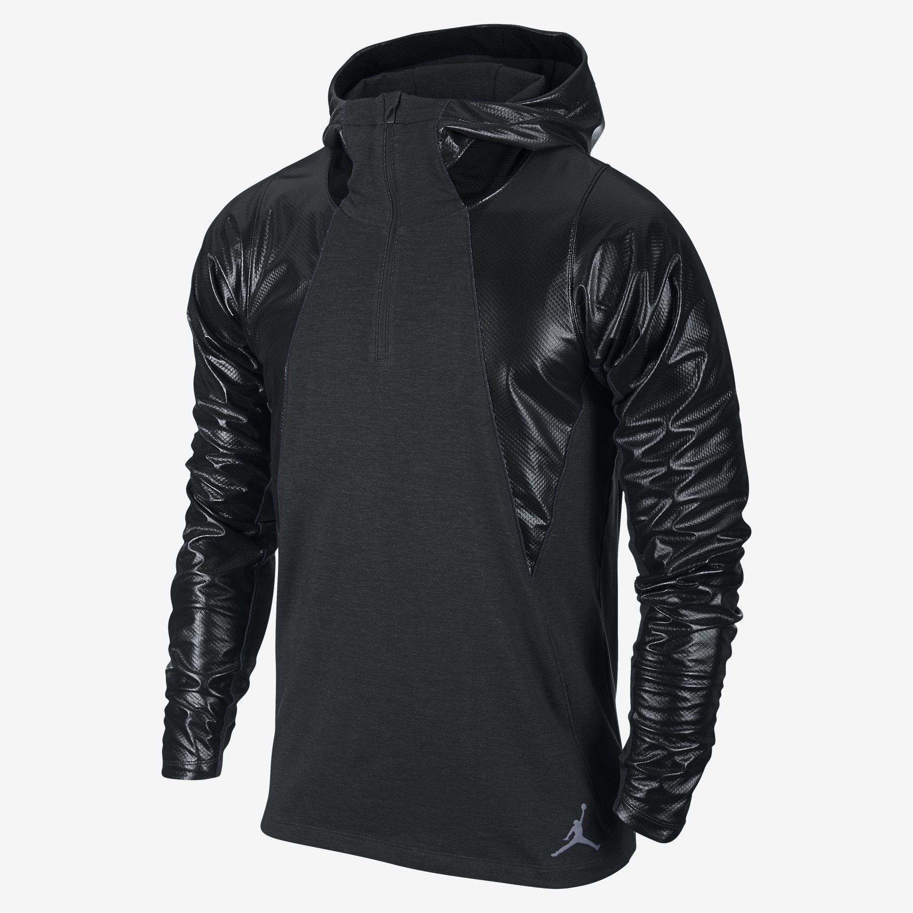 20853483b7e04 Air Jordan Stay Warm Fitted Shield Men s Hoodie. Nike.com