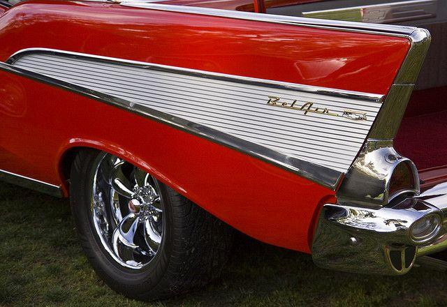Bel Air Red  57