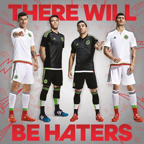 adidas Mexico Soccer Jersey (Home 2015 16)   SoccerEvolution.com Soccer  Store.