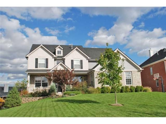 Intracoastal Homes For Sale Geist Homes In Fishers In Waterfront Homes House Styles Home