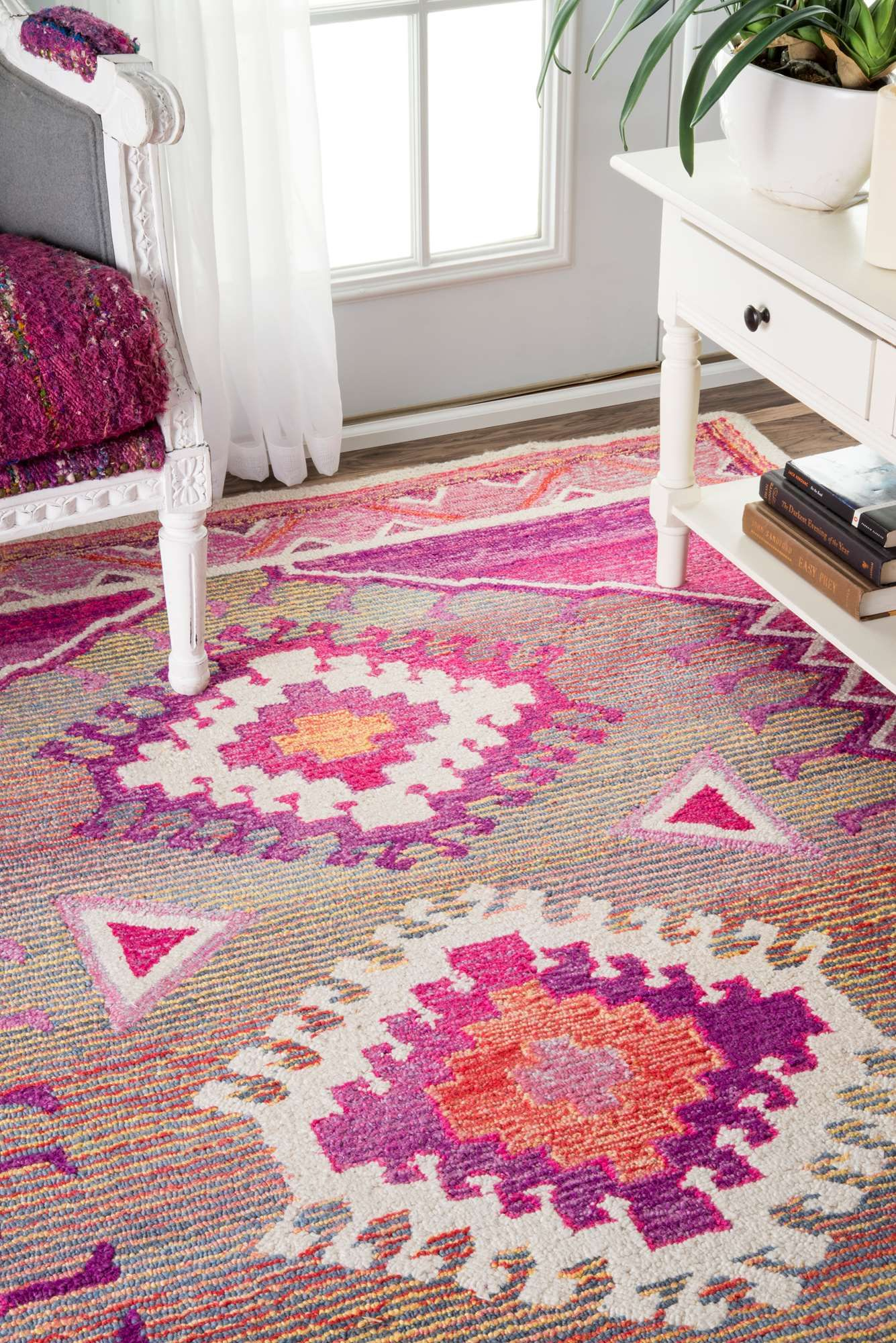 bavodamoroccan diamond pole rug | rugs usa, shag rugs and big girl