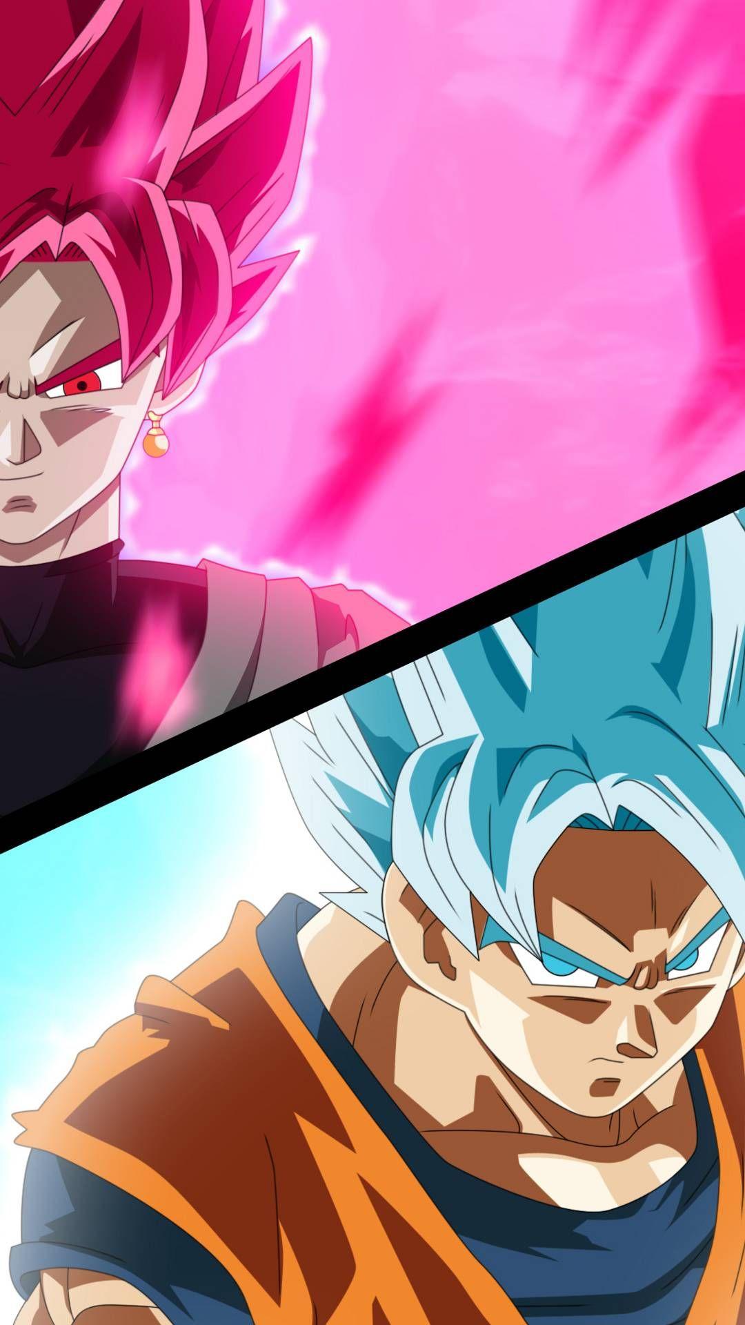 Dragon Ball Super Mobile HD Wallpaper in 2020 Dragon