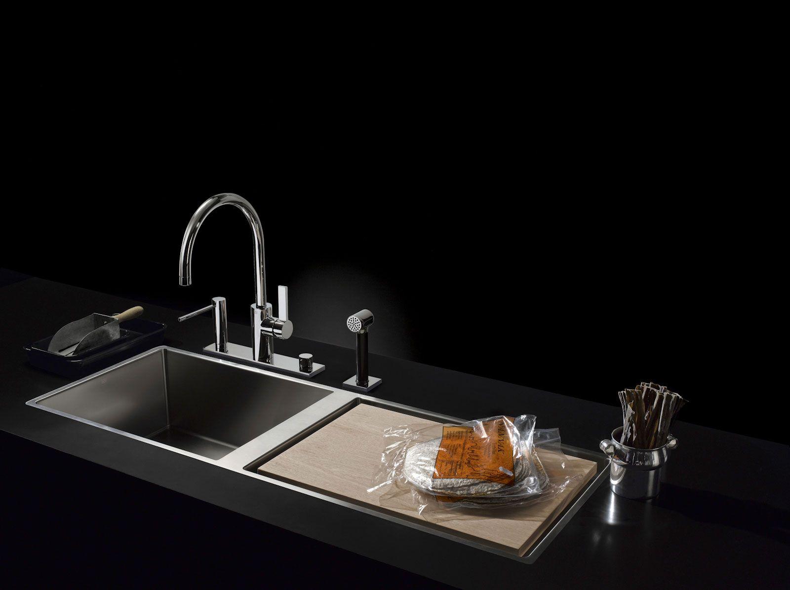 Water units water zones kitchen dornbracht