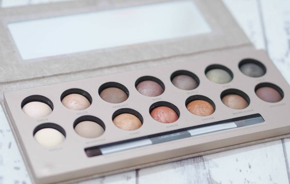 Laura Geller The Delectables Eyeshadow Palette Delicious Shades Of