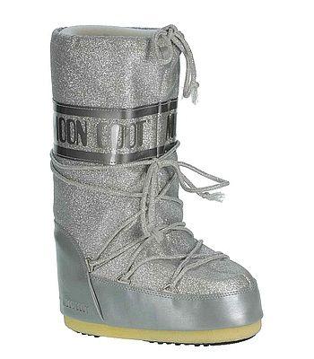 best service 950bc e5f34 Schuhe Tecnica Moon Boot Delux - Silver - blackcomb-shop.de ...