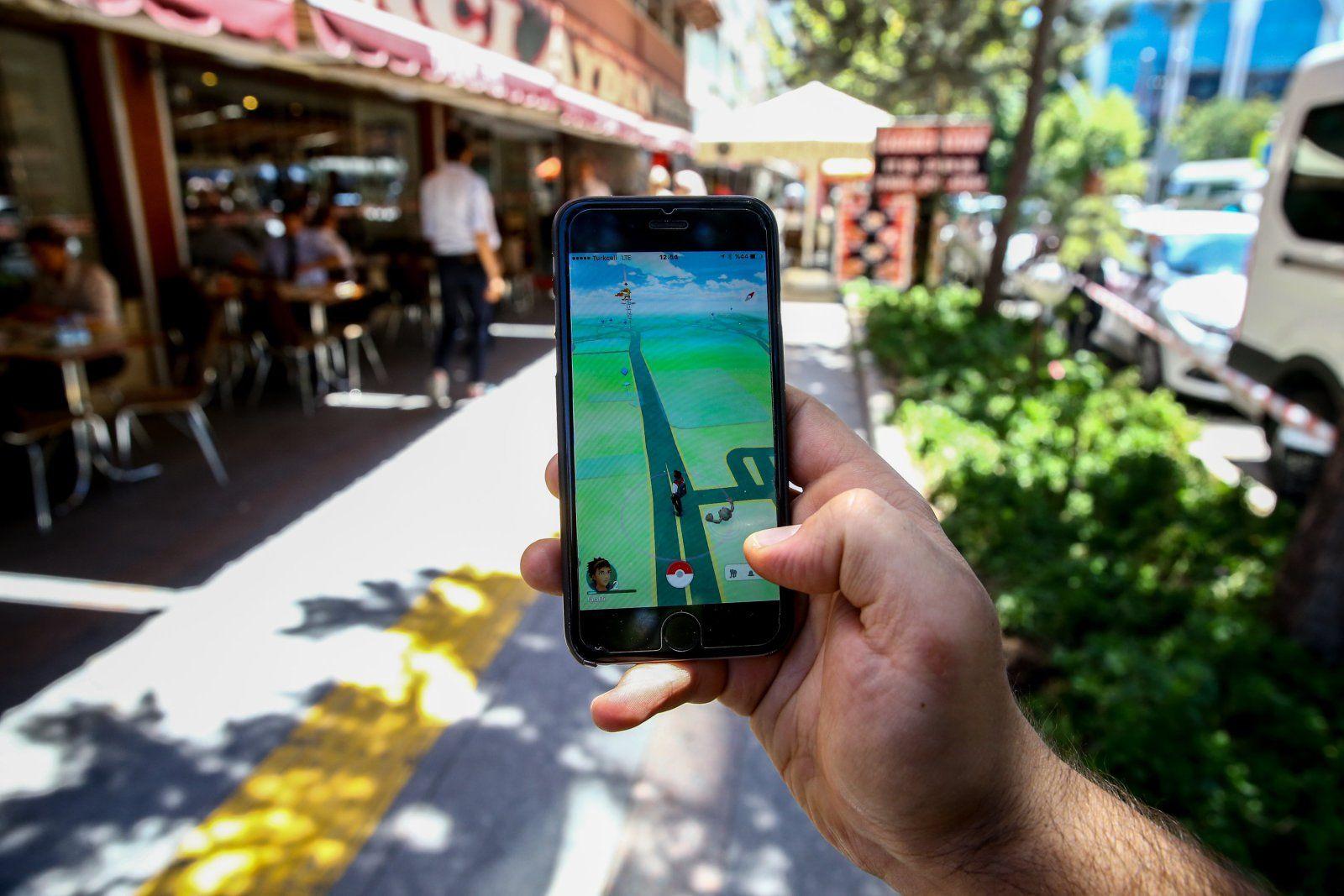 UK children's charity says 'Pokemon Go' needs more safety
