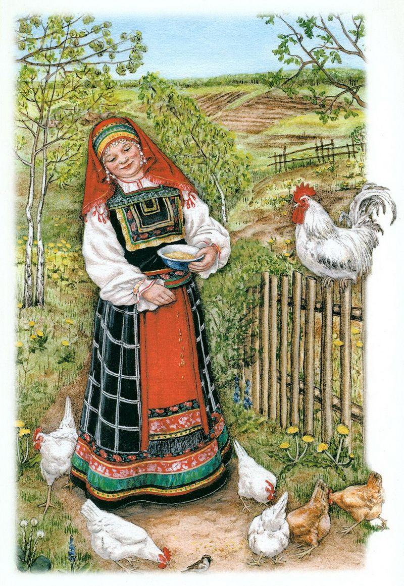 Кенгуру надписью, русские национальные открытки