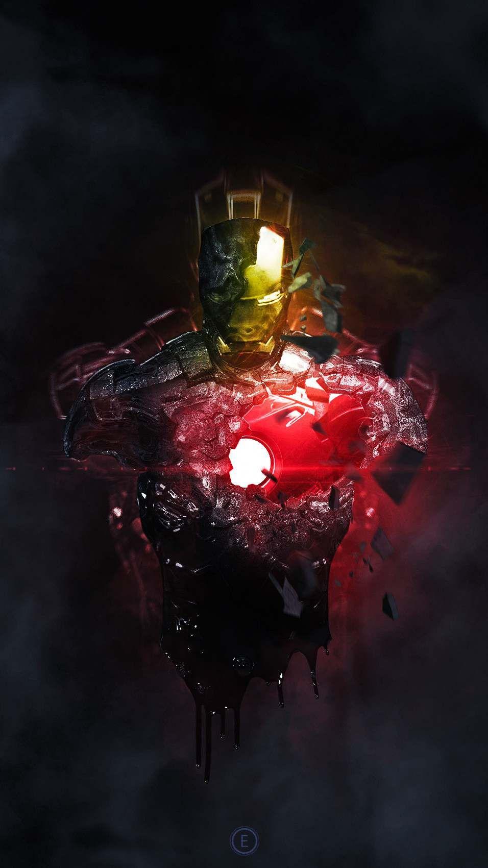 Iron Man Armor Art Wallpaper Iron Man Wallpaper Iphone