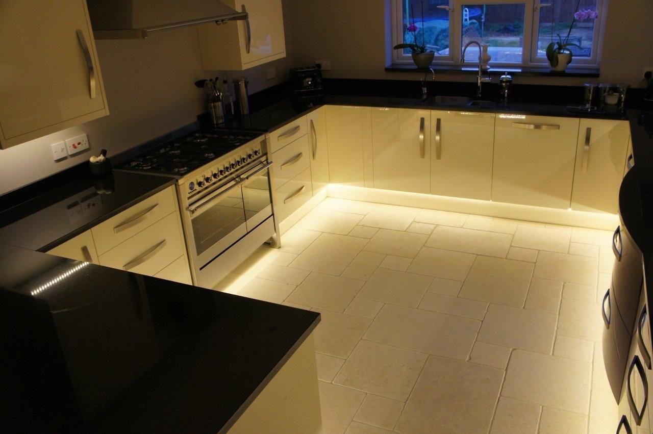 Kitchen Lighting With Led Strip Lights Best Kitchen Lighting