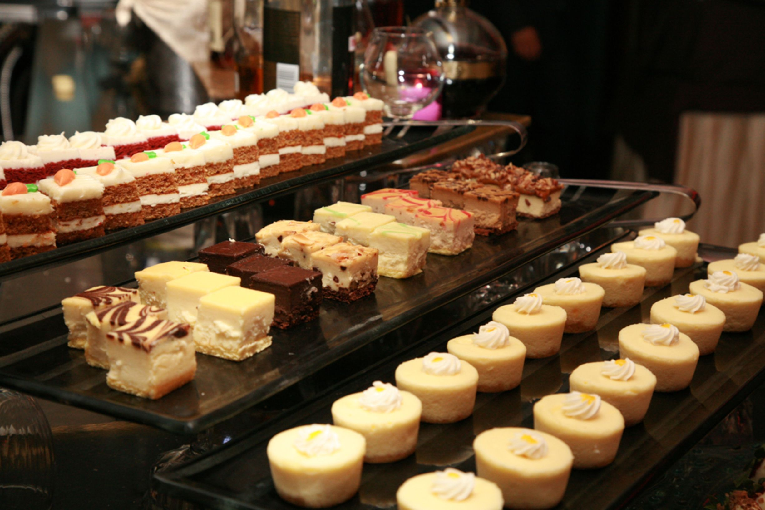 Our Venetian Hour Dessert Table Desserts Wedding