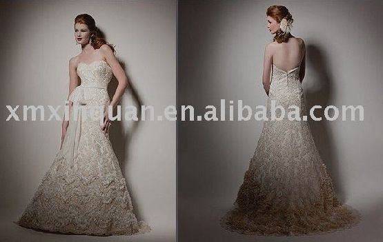 Long Trained Wedding Gowns With Sequins Wedding Boston Wedding Gowns