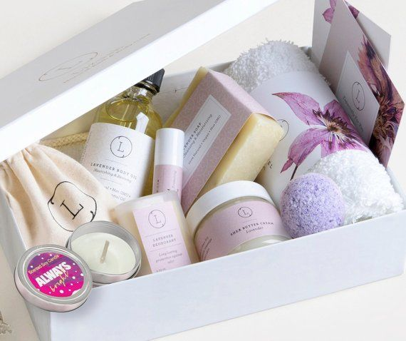 Mom Gift Ideas For Mothers Day Box Spa Birthday Beauty M