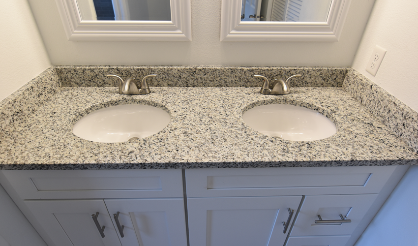 Luna Pearl Granite Granite Bathroom Countertops Granite