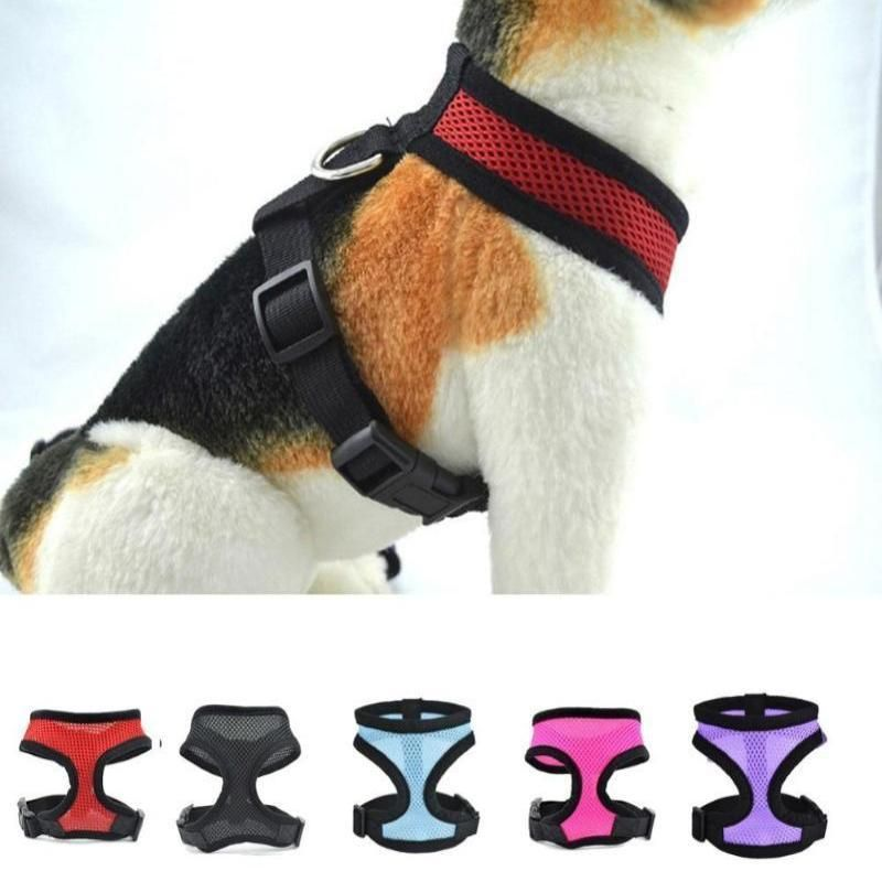 Adjustable Dog Harness Chest Strap Dog Harness Dog Diapers