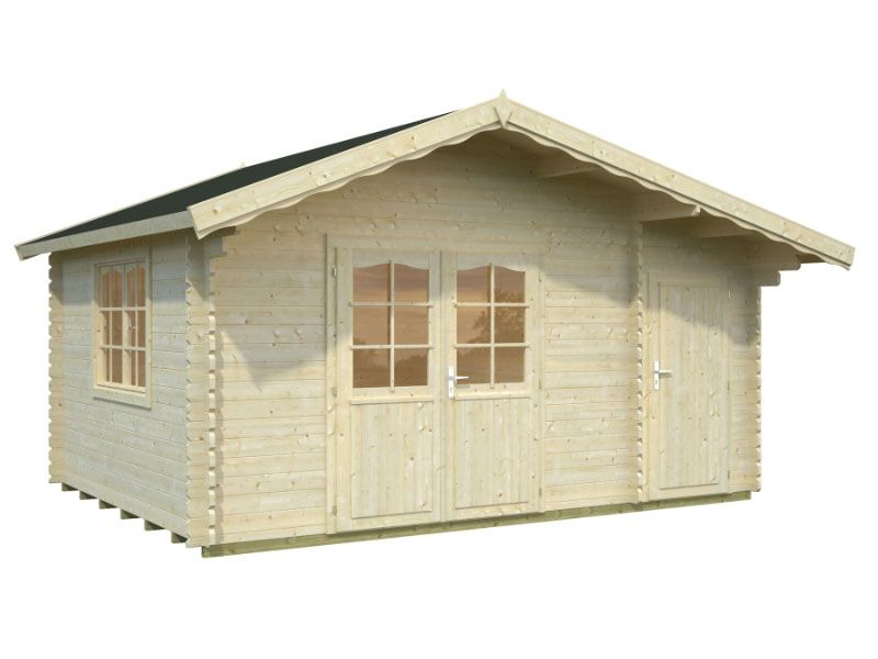 Starwood Cabin Kit Cabin kits, Log cabins for sale, Log