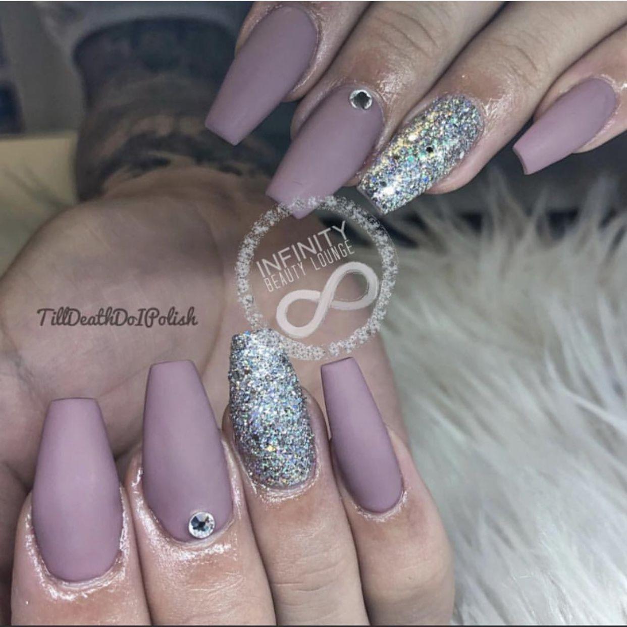 Infinity Beauty Lounge Jax Gel French Manicure Pink Manicure Manicure