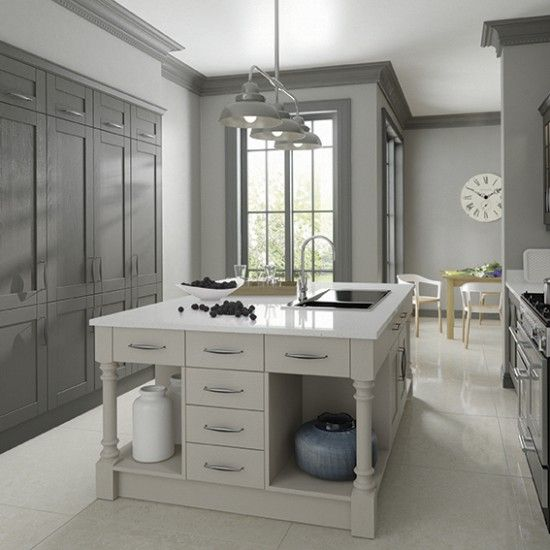 the o'jays, room ideas and grey on,Amazing Kitchens Uk,Kitchen cabinets