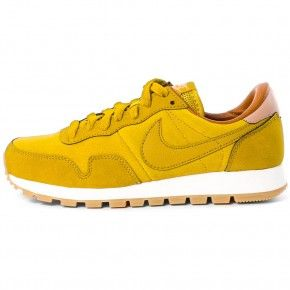 sélection premium 3c662 89e13 Nike Air Pegasus 83 Womens Trainers in Mustard | Shoes ...