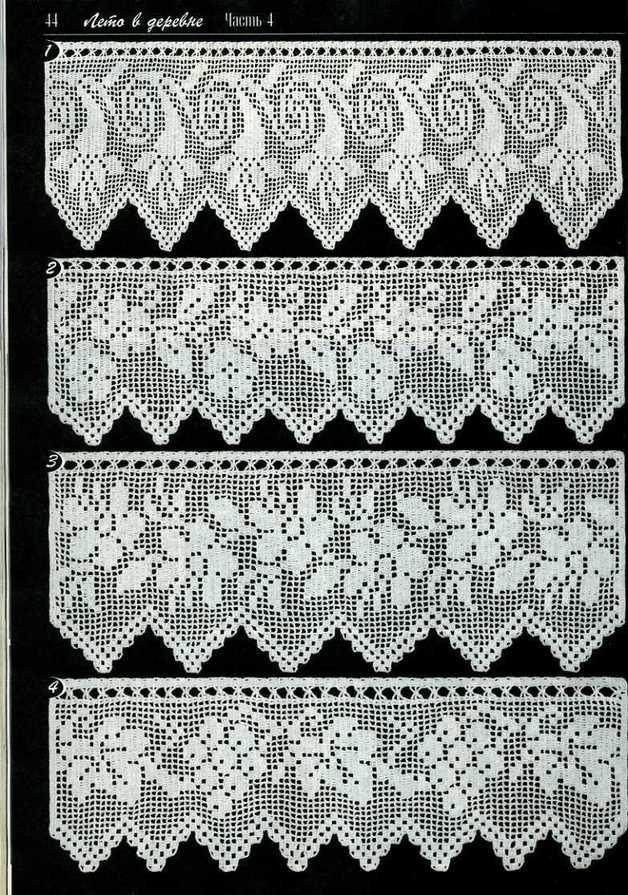 Duplet 138 Russian crochet patterns   Häkelanleitung, Dawanda und Häkeln