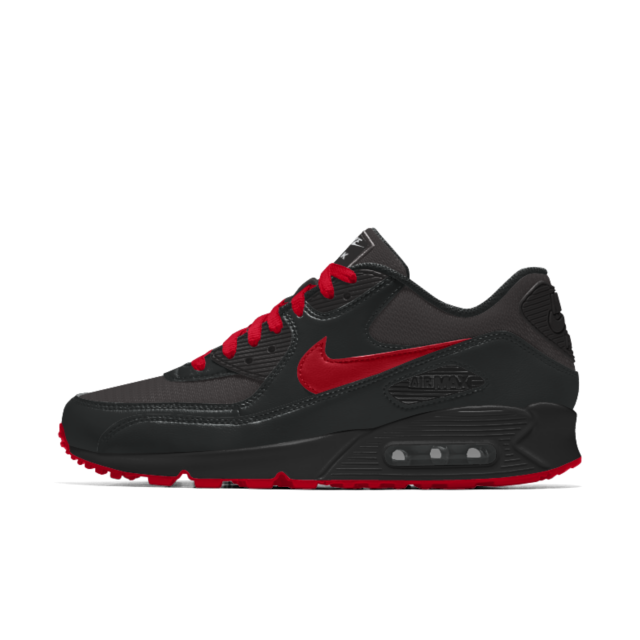 Nike Air Max 90 By You Custom Men's Shoe in 2020 | Nike air
