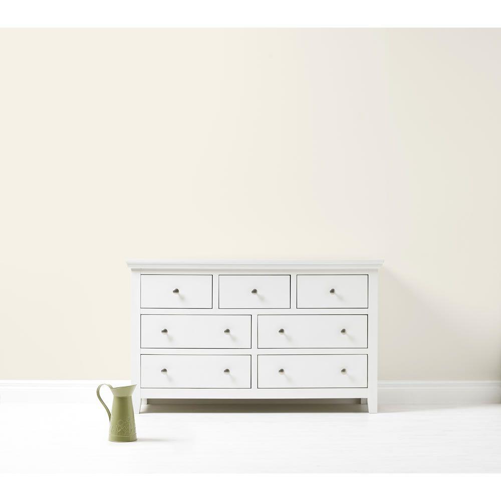 White Kitchen Emulsion dulux natural hints matt emulsion paint jasmine white 2.5l | dulux