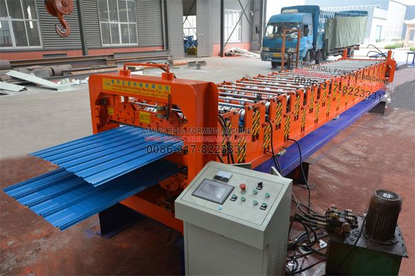 Popular Roof Panel Sheet Forming Machine In Sri Lanka Market With Images Roof Panels Roof Paneling