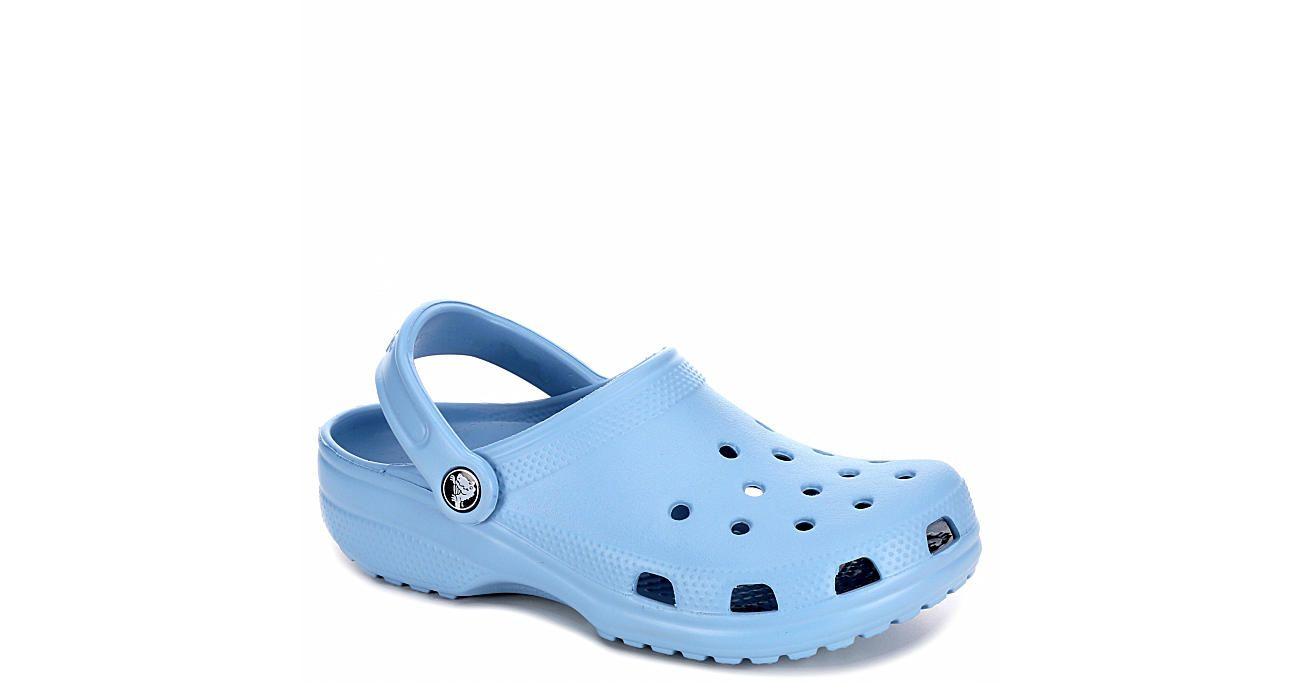 Blue crocs, Womens clogs