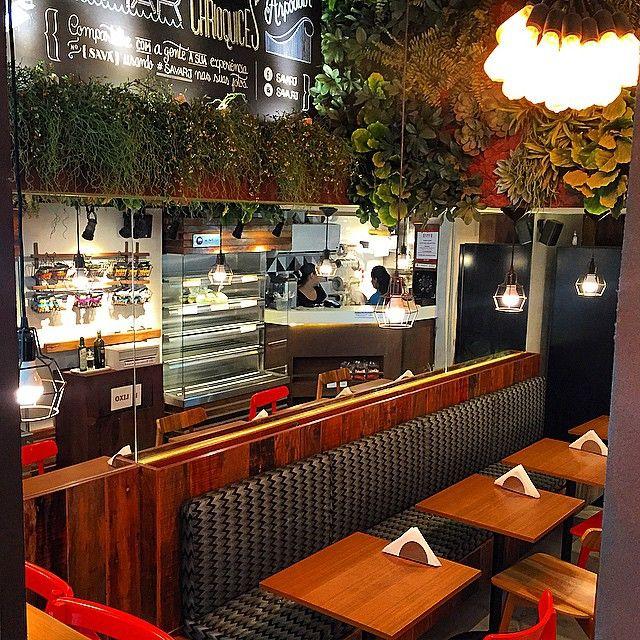 paisagismo em bares e restaurantes - Pesquisa Google