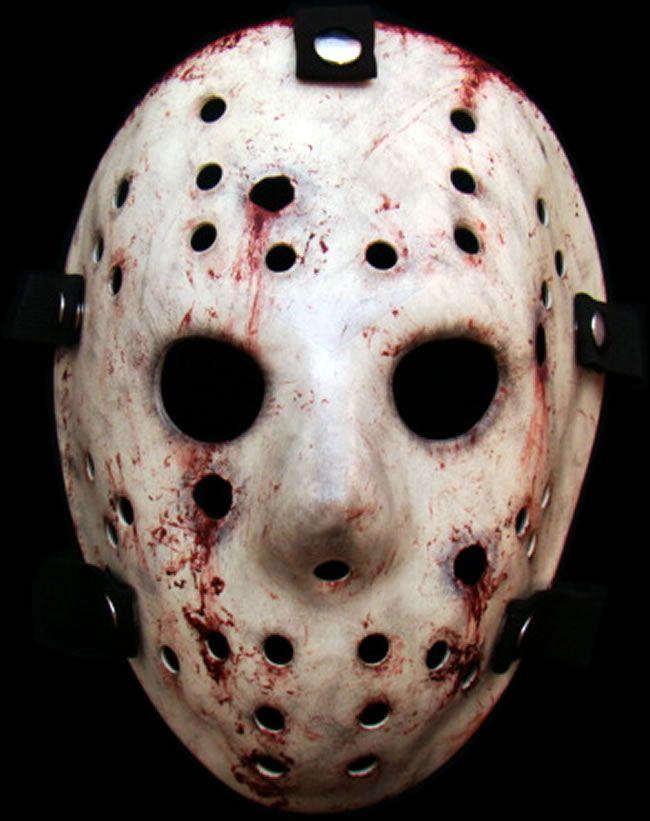 Halloween Masks Fiberglass Hockey Mask Hockey Mask Hockey Fantasy Hockey