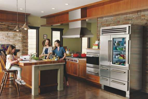 Commercial Grade Kitchen Liances For Home Kitchens