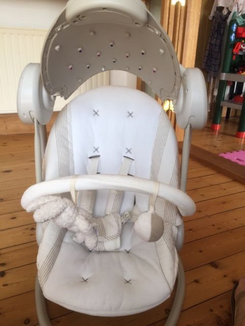 Mamas u0026 Papas Starlight Baby Swing on Gumtree. Mamas and Papas Starlight swing chair with rocking motion with different motion settings. Three recl & Mamas u0026 Papas Starlight Baby Swing on Gumtree. Mamas and Papas ...