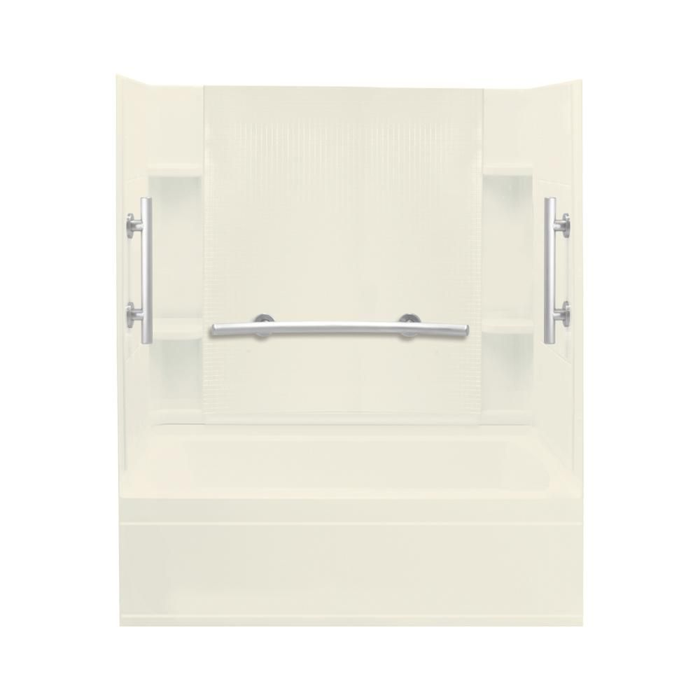 Sterling Accord 36 In X 60 In X 76 25 In Bath And Shower Kit