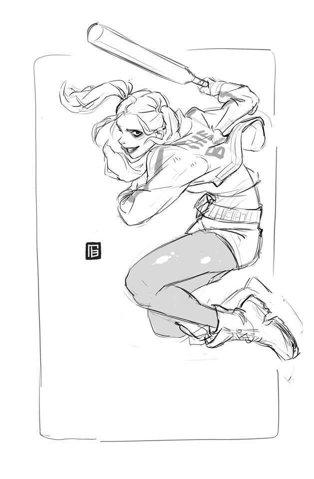 ArtStation - TB drawing , TB Choi
