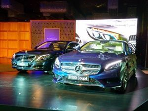 Mercedes Benz S500 And S63 Amg Coupe Launched In India Benz S500