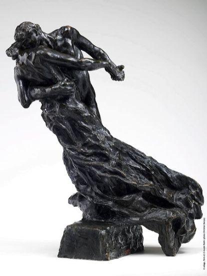 Camille Claudel, The Waltz, 1899-1905