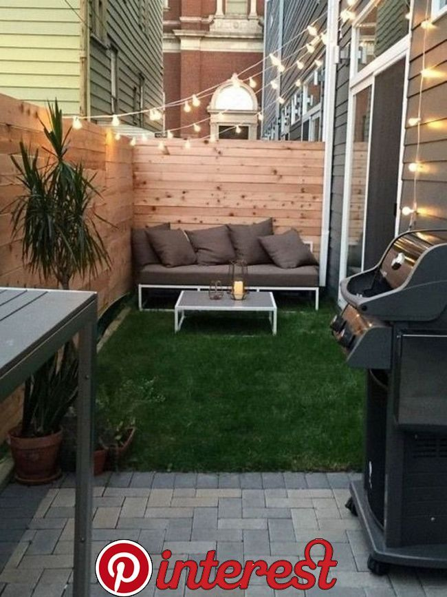37 Small Backyard Patio Design Ideas With Beautiful Landscaping Foras Studio Are Professionals W Small Patio Garden Small Backyard Patio Small Outdoor Patios