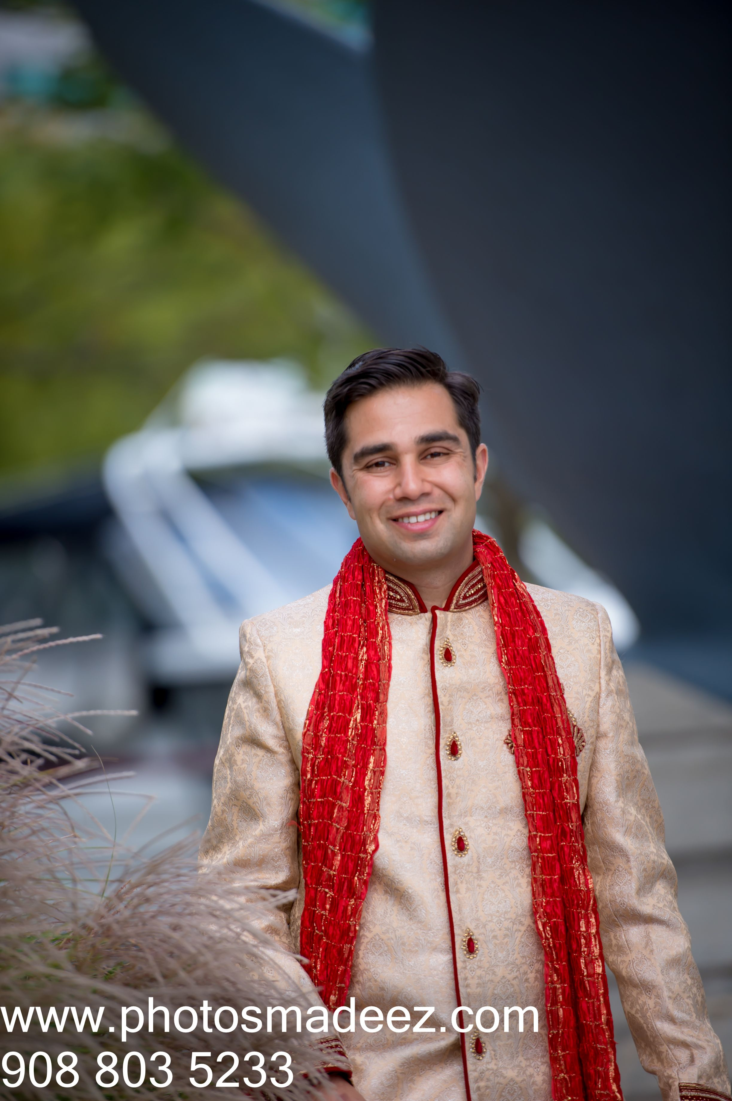 wedding destinations in new jersey%0A Groom Portrait at Westin  Jersey City  Punjabi Wedding in New Jersey  Best  Indian