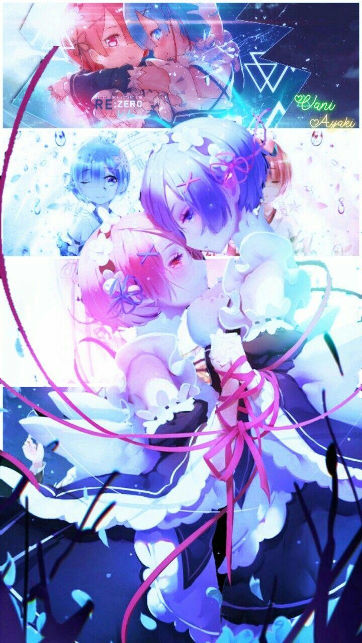 List of Easy Anime Wallpaper IPhone Re Zero em 2020