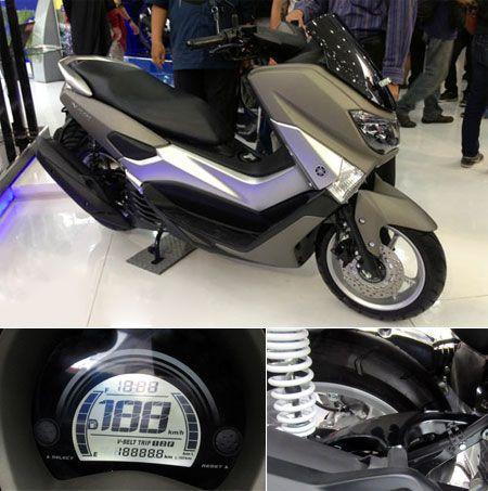 Yamaha NMAX Non-ABS