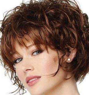 Imagini Pentru Tunsori Par Scurt Cret Tunsori Curly Hair Styles